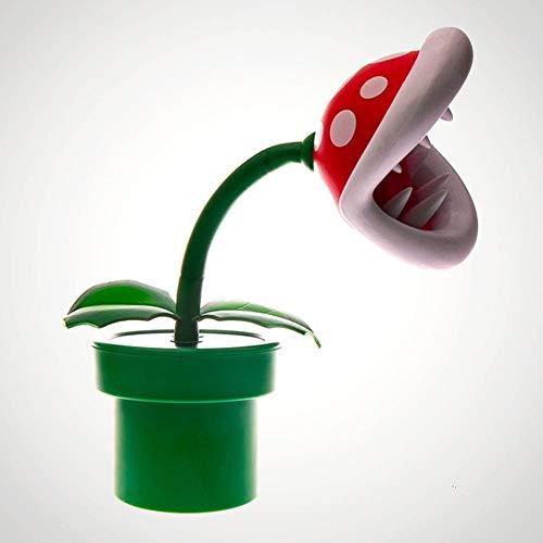 Super Mario Piranha - Lámpara de planta