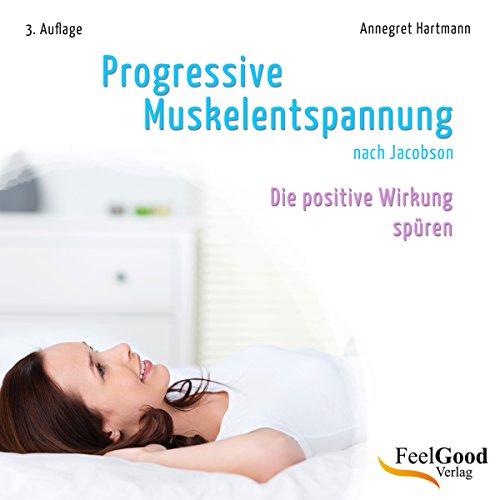 Progressive Muskelentspannung audiobook cover art