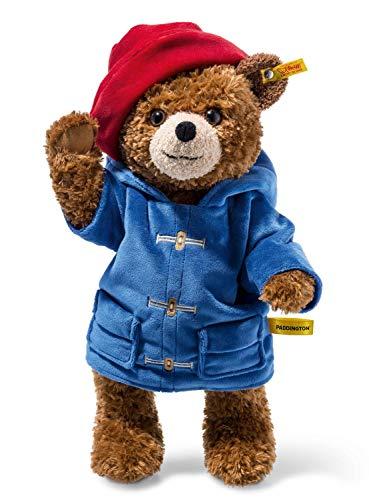 Plüsch Paddington Bär von Steiff - Offiziell lizenziert keilzinkenanlage Teddy - 38cm