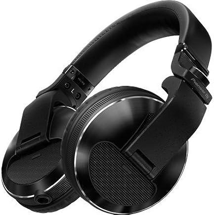 Pioneer Pro DJ Black HDJ-X10-K Professional DJ Headphone