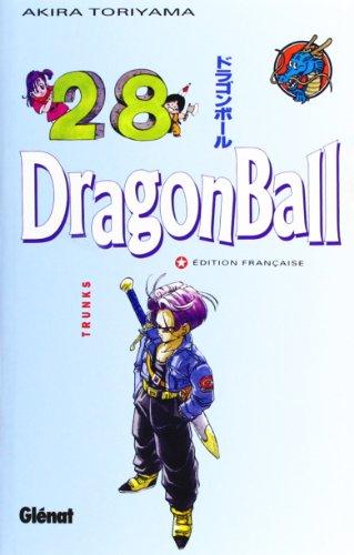 Dragon Ball (sens français) - Tome 28: Trunks