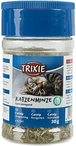 Trixie Katzenminze Catnip Dose 30 g Pulver Pflanze Teile 42241
