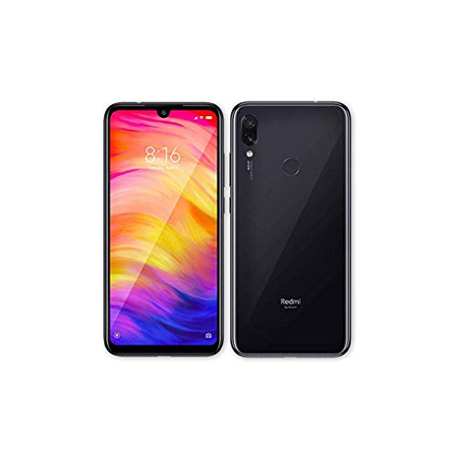 Xiaomi Redmi Note 7 4GB RAM 64GB ROM Snapdragon 660 Octa Core 4000mAh UK, Sim Free, Full UK warranty-Black