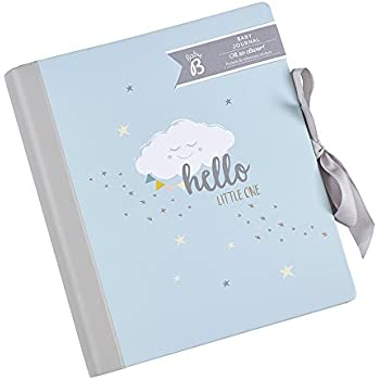 Busy B 6584Baby B Baby Journal with Pockets and Stickers