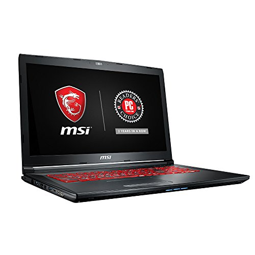 "MSI GL72M 7RDX-800 17.3"" Intel Core i7 7th Gen 7700HQ (2.80 GHz) NVIDIA GeForce GTX 1050 8 GB Memory 128 GB SSD 1 TB HDD Windows 10 Home 64-Bit Gaming Laptop"