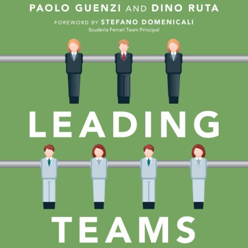 Leading Teams cover art