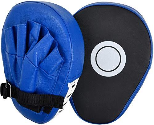 Ideal Swan Paos de Boxeo, Almohadilla de Entrenamiento de Boxeo para Kick...