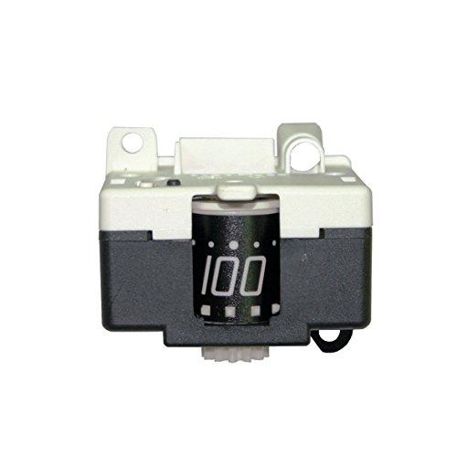 Filmbandanzeige für Temperaturen Temperaturanzeige Backofen Herde Temperatur 50-250C Original Bosch Balay Constructa Siemens Neff 00069230 069230 Quelle Privileg Matura HB37020 HB37040 HB37050