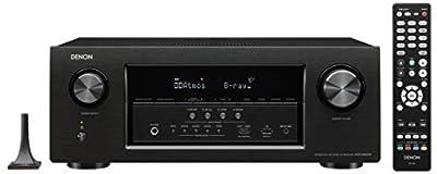 Denon AVR-S920W 7.2 Channel Full 4K Ultra HD AV Receiver with Bluetooth & WIFI