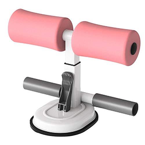 Mojin abdominales ayuda vientre grasa abdomen máquina de succión tipo ventosa, reducción de cintura equipo de fitness en el hogar, Melocotón blanco
