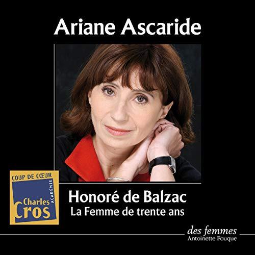 La Femme de trente ans audiobook cover art