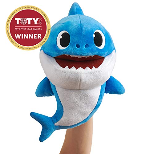 WowWee Pinkfong Baby Shark Song Puppet Now $5.99 (Was $19.99) + More Baby Shark Deals