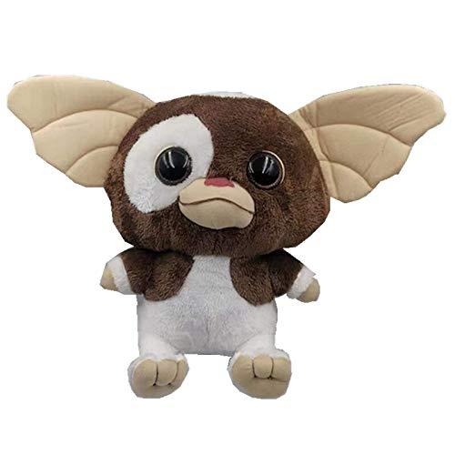 HEAGREN 45cmGremlins Gizmo Plüsch-Spielzeug-Plüsch-Puppe-Puppe-weiche Kissen-Geburtstags-Geschenk for Ihr Kind (Color : Brown)