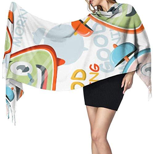Kevin-Shop 27 'x 77' sjaal kasjmier compact wekker wekker tool lichte sjaal meisjes licht kasjmier sjaal stijlvol large warm blanket