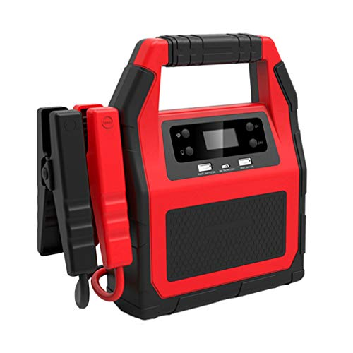 Check Out This Jump Starter 1000A Peak, Emergency Power Pack 12V/24V, 32000mAh Large Capacity Portab...