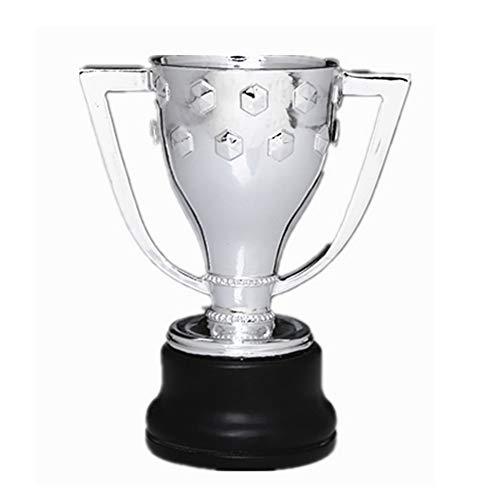 RBTT Trofeo de Liga del fútbol Copa del Campeonato del Aficionado al fútbol Recuerdos Chapado artesanías de Resina Modelo réplicas anticorrosión no se desvanezca 15cm de Altura