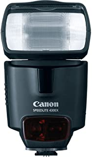 Canon 430EX Speedlite Flash for Canon EOS SLR Cameras - Older Version