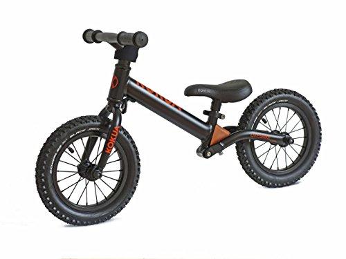 LIKEaBIKE jumper -schwarz- (KOKUA Like a Bike jumper schwarz) Sonder-Edition - alle Teile matt-schwarz