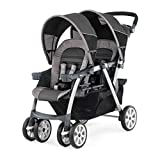 Chicco Cortina Together Double Stroller - Meridian, Brown