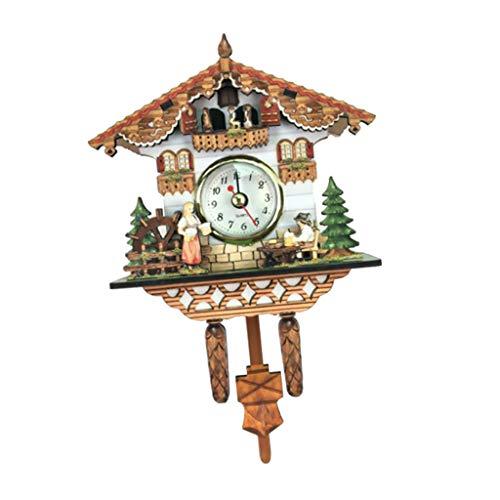 Vintage Reloj de Péndulo de Cuco
