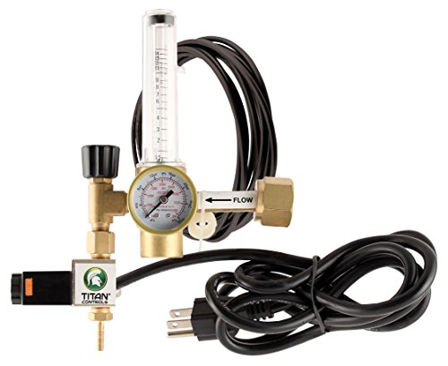Titan Controls	HGC702710	CO2 Regulator	1 Amp, 120 Volt