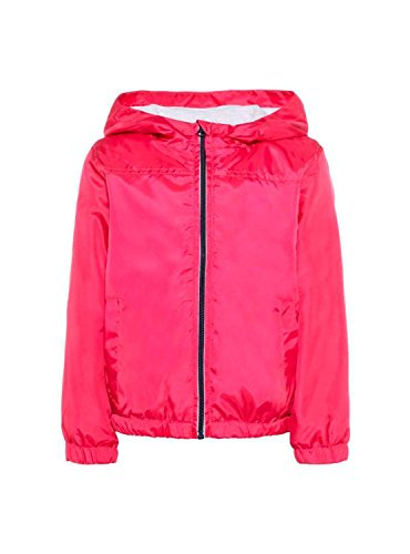Name it Mädchen Windjacke Blouson NKFMIX 13150298 bright rose Gr.134