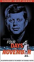 Four Days in November [USA] [VHS]