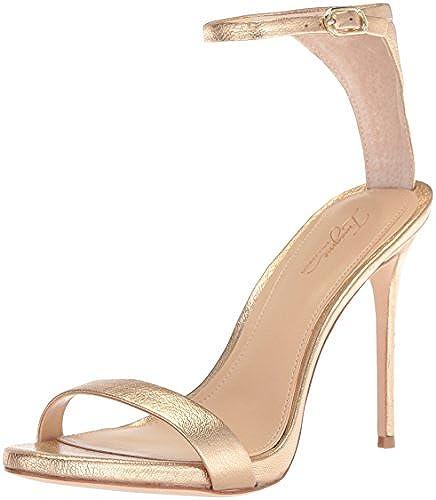 Imagine Vince Camuto damen& 039;s DACIA2 Heeled Sandal, Soft Gold, 9.5 Medium US