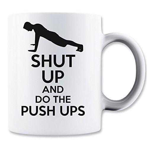 ShutUp and Do The Push Ups Mok