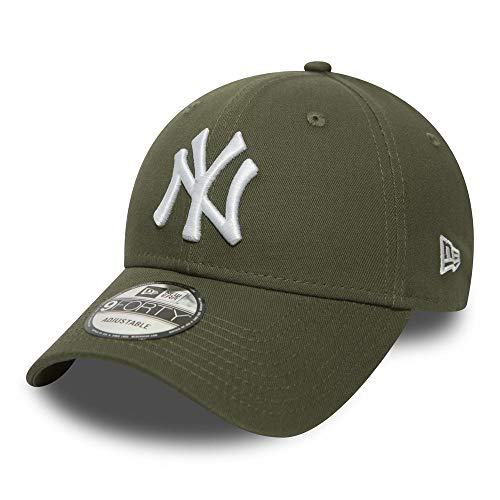 New Era Herren 9Forty New York Yankees Kappe, Grün, OSFM
