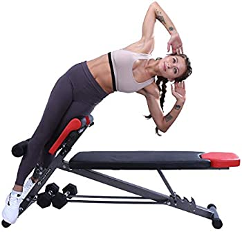 Finer Form Multi-Functional Bench for Full-Body Workout