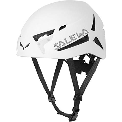 Salewa Unisex– Erwachsene Vega Helmet Helm, White, S/M