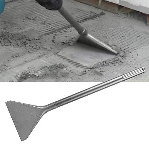 Broca de remoción de capa delgada, alta tasa de remoción de capa delgada Cincel de escala Cuchillas ultra anchas para remover baldosas viejas para mortero para aficionados al bricolaje