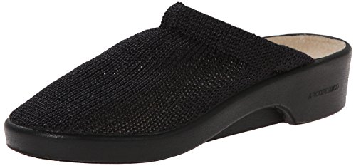 Arcopedico Women's Light Black Clog Shoe 8-8.5 M US