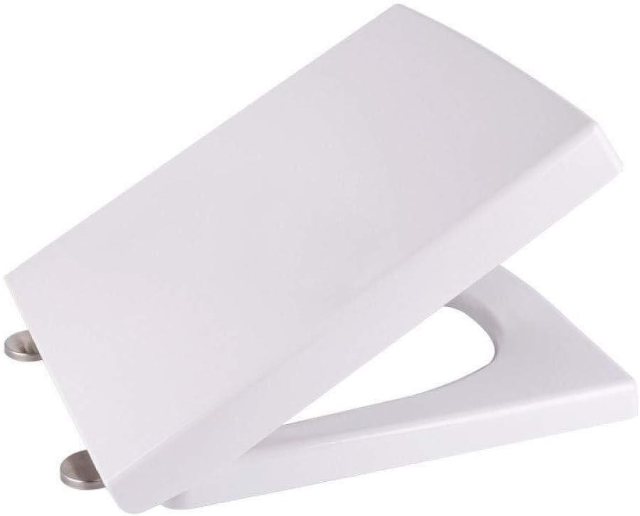 Lsxlsd Max 45% OFF Toilet Seat Trapezoidal Cover Resin to - Easy [Alternative dealer] Inst