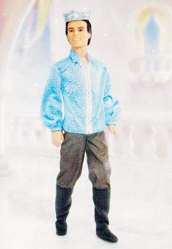 Mattel - Barbie G8428 - KEN Kniglicher Ball Prinz