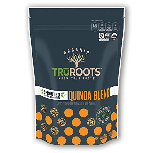 TruRoots Organic Sprouted Quinoa Blend, 8 Ounces Now $1.78