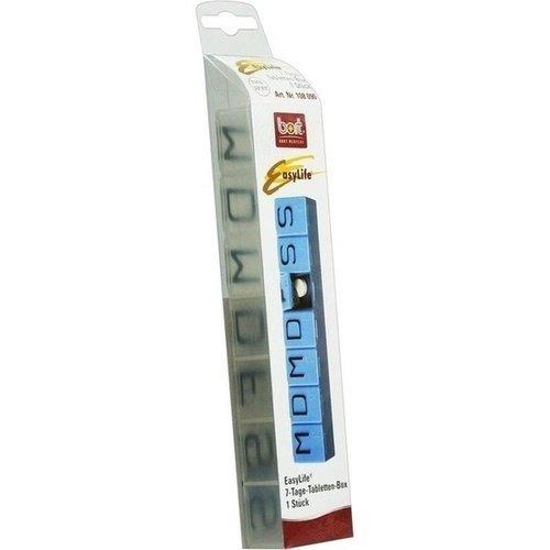 BORT EasyLife 7-Tage-Tablettenbox weiß 1 St