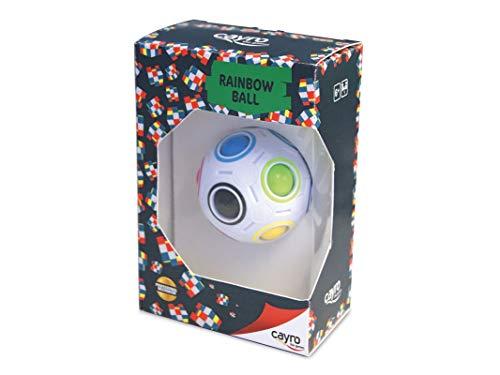 Cayro -Rainbow Ball - Juguete de ingenio - Desarrollo...