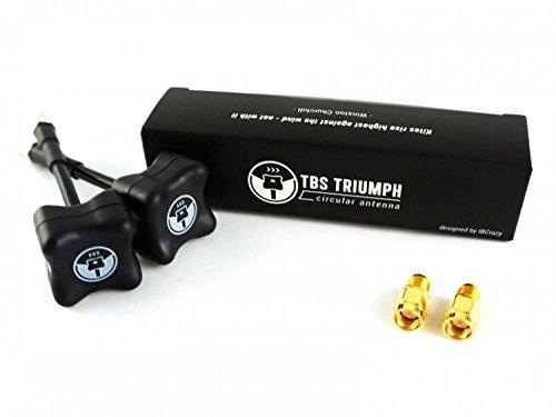 Team Blacksheep TBS Triumph FPV Antennen Set RP-SMA 2 Stück