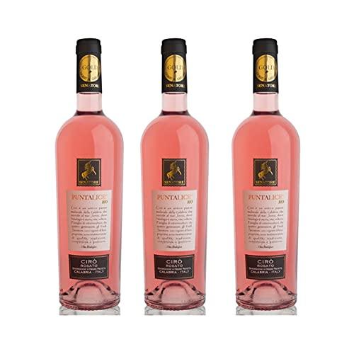 Vino Cirò Punta Alice – Rosato DOP Bio – Senatore vini PuntaAlice