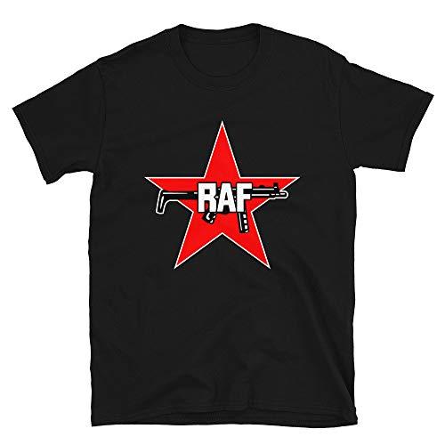 DKISEE RAF Brigade Rosse Red Army Faction Baader-Meinhof Brigadas Rojas Alemania Red Army T-Shirt - X0366