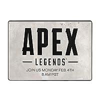 Apex アペックスレジェンド (4) カーペット抗菌 防臭 滑り止め付 ラグカーペット フランネル 絨毯 1年中使えるタイプ 様々な場所に適用されます。リビング、オフィス、喫茶店、ベッド、テラスなど。サイズ:203×148×2.0cm