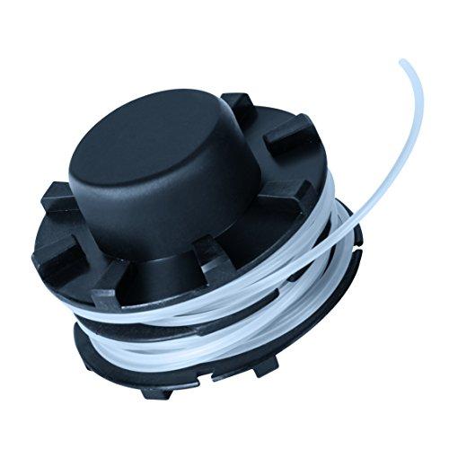 Original Einhell Ersatzfadenspule Sensen-Zubehör (passend für Benzin-Sense GE-BC 33 AS und GE-BC 43 AS, Nylon, 6 m Länge, Ø 2,4 mm)