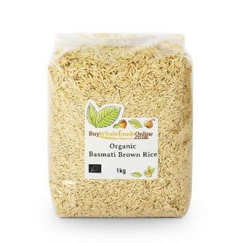 Max 55% OFF Buy Whole Foods Organic Rice Basmati Brown El Paso Mall 1kg