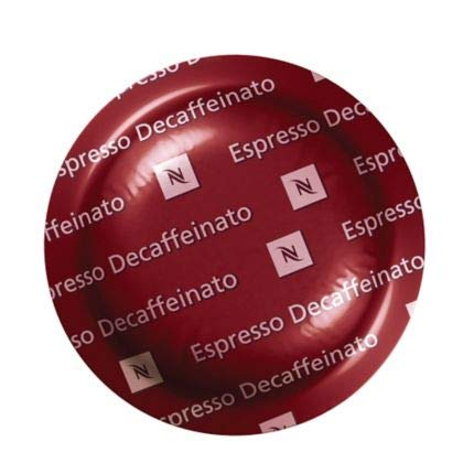 Nespresso Pro Kapseln Pads - 50x Espresso Decaffeinato - Original - für Nespresso Pro Systeme