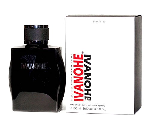 Yves de Sistelle Paris IVANOHE Eau de Toilette for Men Vaporisateur Natural Spray 100 ml