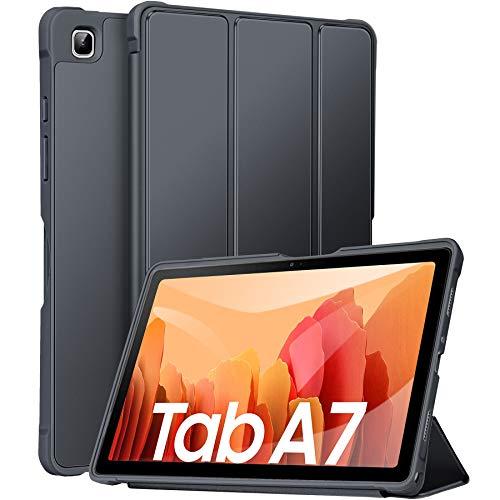 ZtotopCase Funda Tablet Samsung Tab A7 10.4 2020, Ultra Delgado y Ligero, con Función Atril para Funda Samsung Galaxy Tab A7 2020, Gris