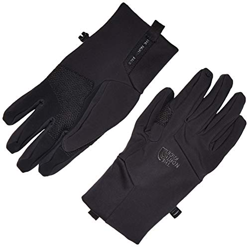 THE NORTH FACE Herren Apex+ Etip Handschuhe, TNF Black, XL