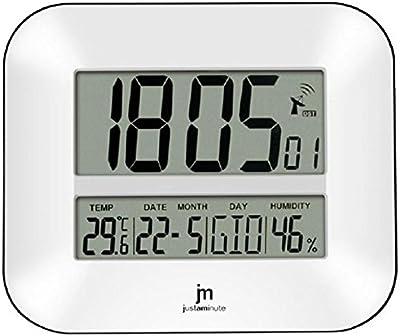 Amazon.com: BEATPRICE Reloj Digital De Pared Grande Grande ...